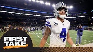 Is Dak Prescott a problem for Cowboys? | First Take | ESPN