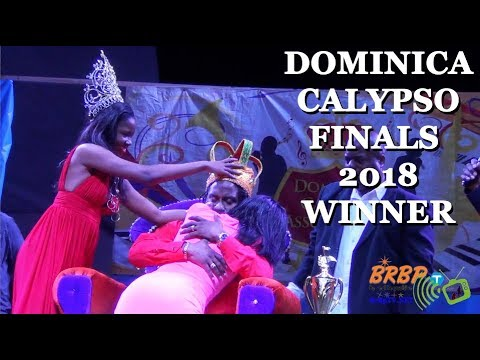 DOMINICA NEW CALYPSO 2018 FINALS RESULTS AND WINNER EMERGES!!