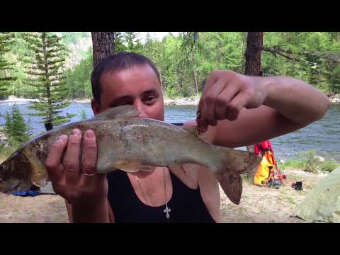 рыбалка на реке чиримба