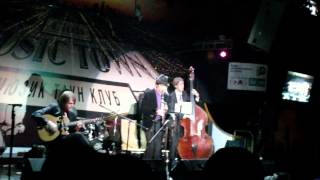 Till Tom Special - Gypsy Jazz Festival in Moscow 2011 (part 18)