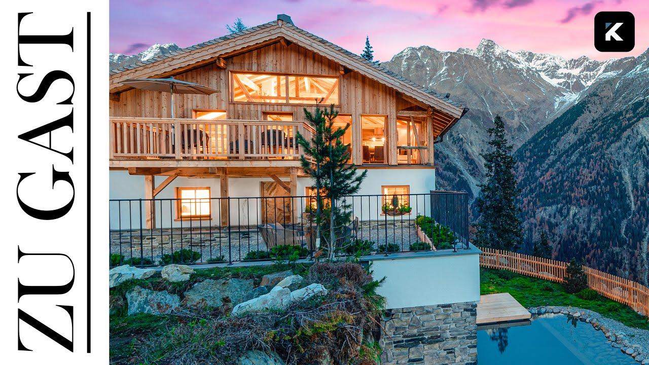 Luxusurlaub im Leni Mountain Chalet in Sölden, Tirol