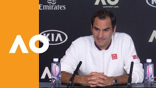 "Roger Federer: ""I have to be careful"" 