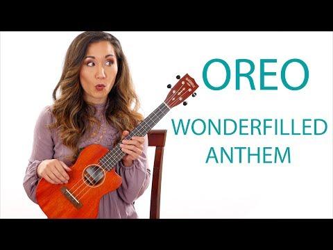 Oreo Anthem - Owl City Ukulele Tutorial and Play Along