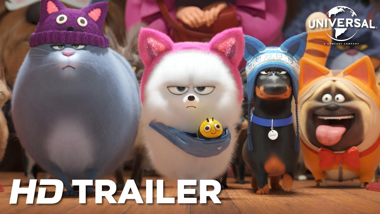 Pets - A Vida Secreta dos Bichos 2 - Trailer 5 Oficial Dublado (Universal Pictures) HD