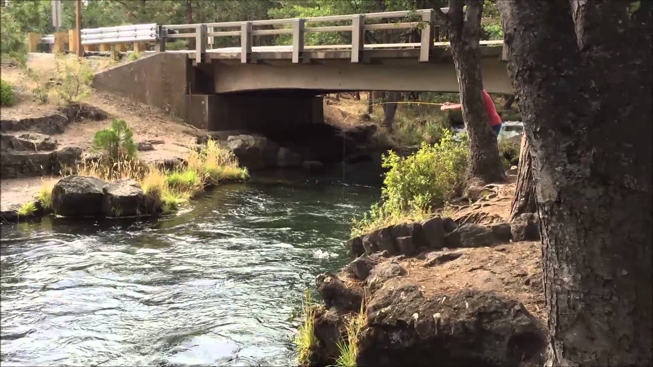 Phil fishing hat creek youtube for Hat creek fishing