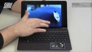 видео Ремонт планшета ASUS VivoTab RT TF600T
