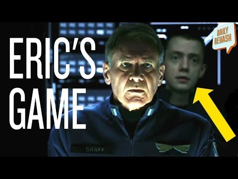 Ender's Game Trailer (with Eric Artell!) | DAILY REHASH | Ora TV