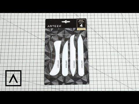 Arteza Bone Folder (Set of 4)