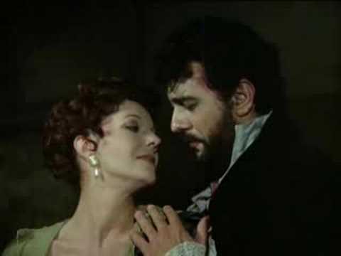 """Placido Domingo/Raina Kabaivanska """"Tosca"""" - YouTube"""