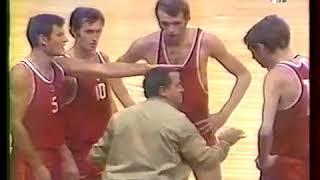 Движение вверх - реальная концовка баскетбольного матча в 1972 (#семейное_ТВ, #семейное_кино)