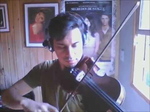 Happy  Despicable Me 2 -Douglas Mendes violin Cover