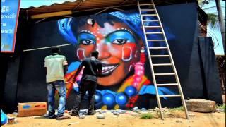 graffiti africa senegal