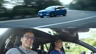 【ㄧ手車訊 X 統哥】 性能與安全兼具 - Volvo V60 Polestar試駕
