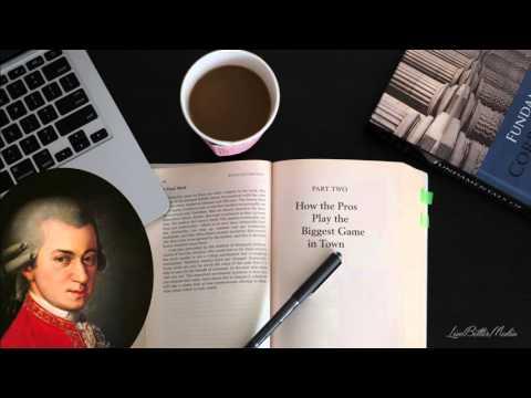 莫扎特古典音樂研究,研究我集中注意力,提高學習