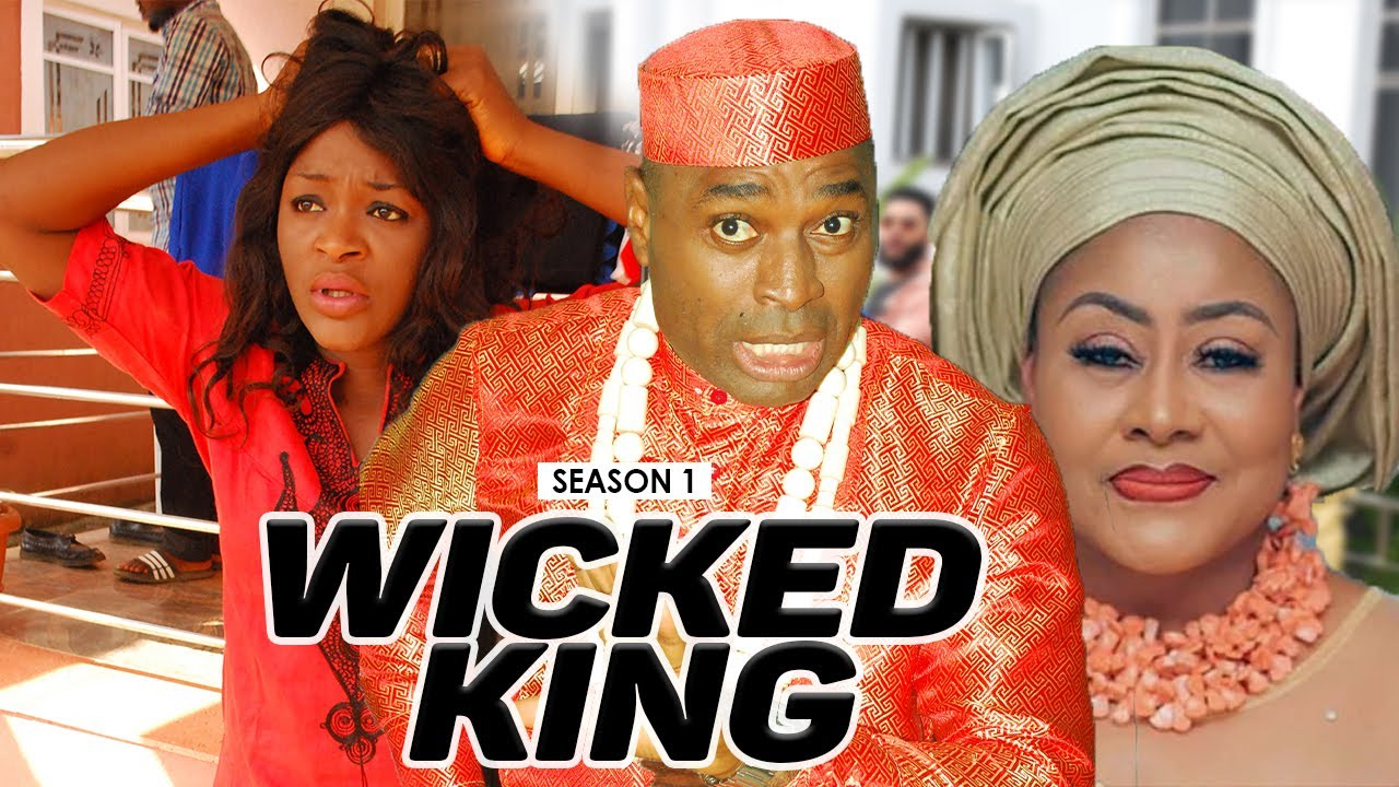 Download WICKED KING 1 (CHA CHA EKEH) - LATEST NIGERIAN NOLLYWOOD MOVIES