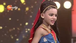 Dance Jodi Dance Juniors Season 1 | Ep 25 | Feb 16, 2019 | Best Performance | Zee Tamil