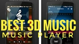 Best 3D Surround Music App For Android || Like,share and comment