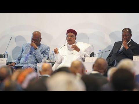 Le Président Issoufou à la Conférence internationale sur Développement Durable et Dette Soutenable