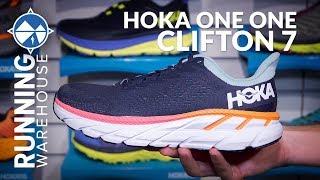 HOKA ONE ONE Clifton 7 First Look