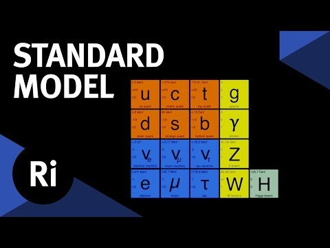 The Standard Model - with Harry Cliff