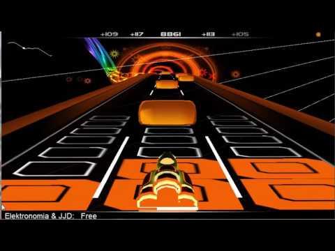 Audiosurf - Elektronomia & JJD - Free [NCS Release]