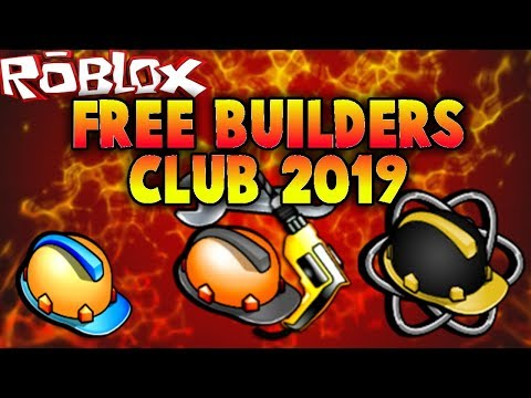 [WORKING, 2019] HOW TO GET FREE BUILDERS CLUB ON ROBLOX!!