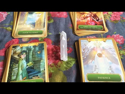 Energy Oracle Cards Review