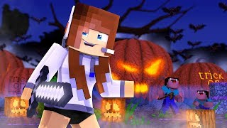 Minecraft: SKYWARS - ESPECIAL DE HALLOWEEN!