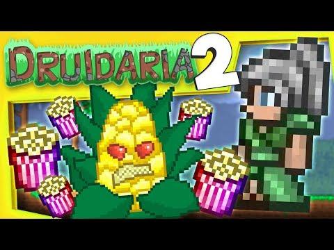 Terraria Season 2 #42 - We Fight The Evil Pineapple