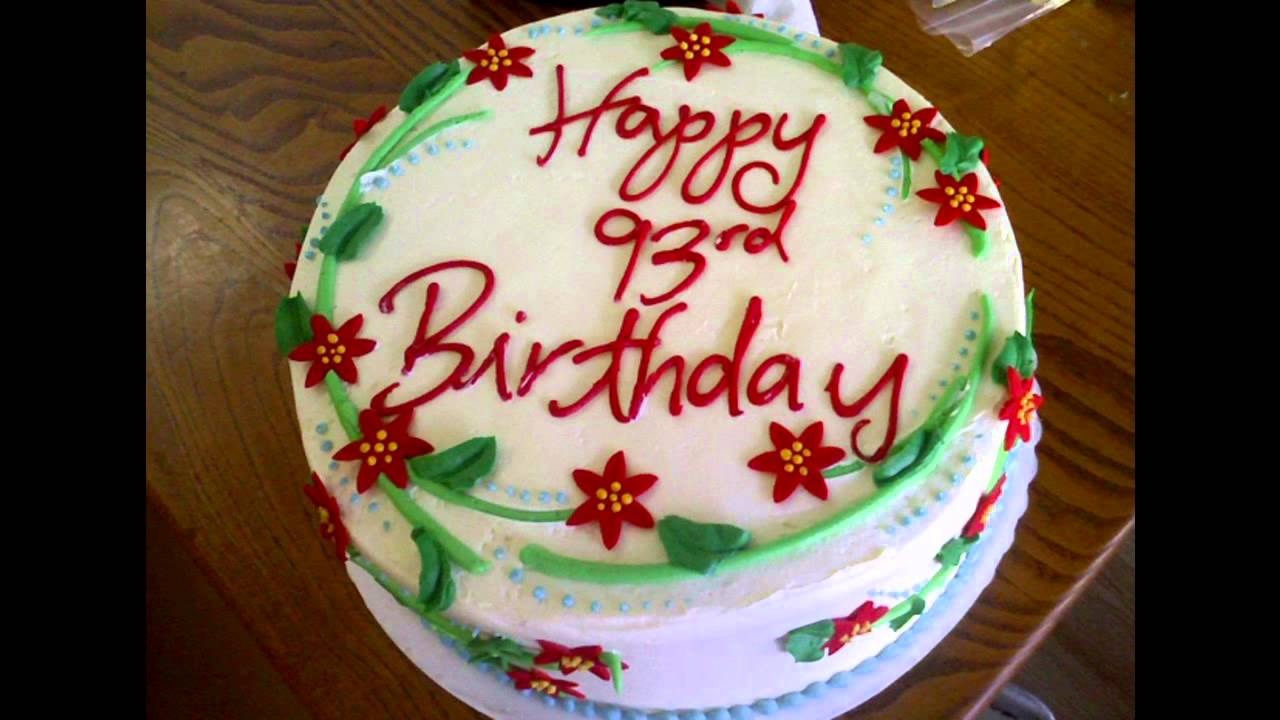 Cake Decorating Homemade : Homemade birthday cake decorations ideas - YouTube