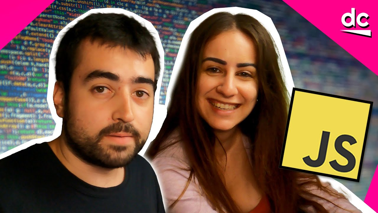Teaching My FUTURE WIFE How to Code (JavaScript Mini Project)