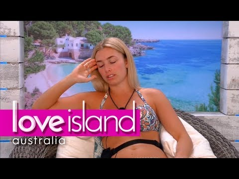 Cassidy walks in on Grant and Tayla | Love Island Australia 2018
