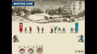 Samurai Rebellion • Fighting Games • Mopixie.com
