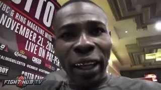 Guillermo Rigondeaux tells Top Rank & Lomachenko to make the fight happen; Talks Cotto vs. Canelo
