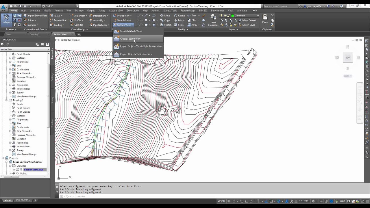 Pipes, Objects, and Views, Oh My! What's New in Civil 3D