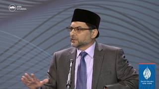 2018 Jalsa Salana USA Saturday Morning Mansoor Qureshi speech
