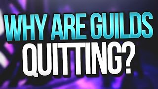 Mass Burnout: Why Guilds are Quitting