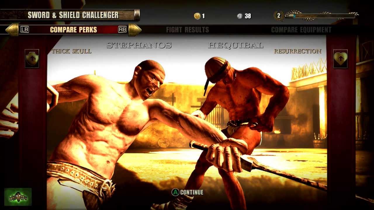 Play Spartacus