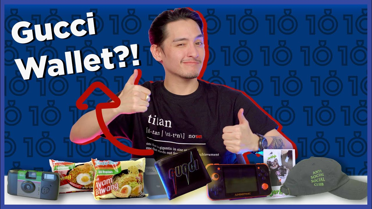 10 Things Vincent Sin Can't Live Without