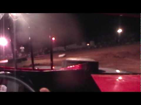 Dallas County Speedway B-Mod Feature In-Car Camera 7-3-10