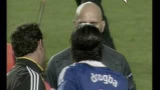 Chelsea Barcellona 1 - 1    Drogba VS Ovrebo 06-05-2009