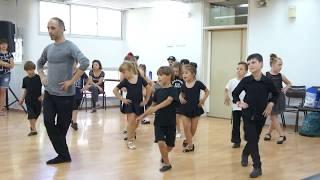 Бальные танцы-открытый урок