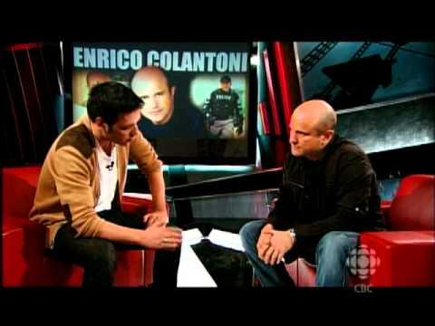 The Hour: Enrico Colantoni  CBC