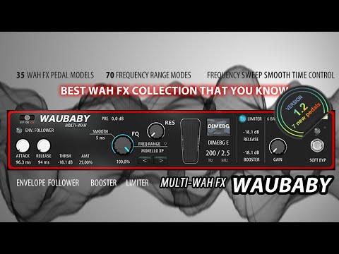 WAUBABY Multi-Wah (FX for Reason)