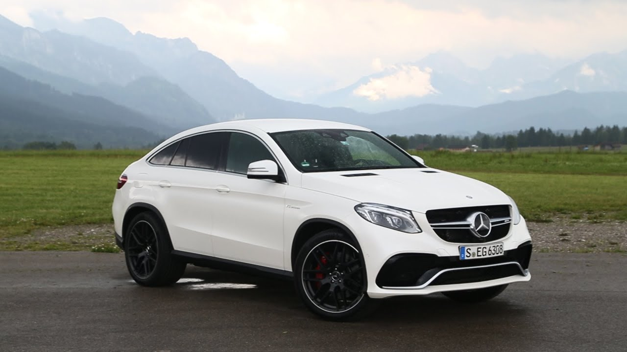 577bhp mercedes-amg gle 63 s coupé driven - youtube