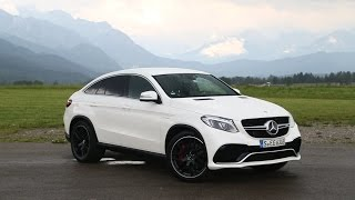 577bhp Mercedes-AMG GLE 63 S Coup driven