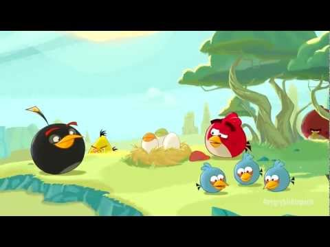 Official trailer angry birds space out on march 22 youtube official trailer angry birds space out on march 22 voltagebd Images