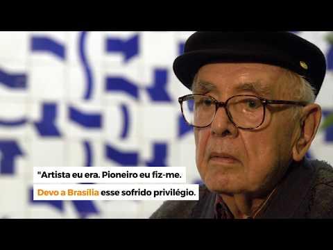 Athos Bulcão - veja algumas de suas obras na Câmara dos Deputados
