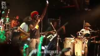 Chronixx, 02.04.2014, Flex, Vienna, Video