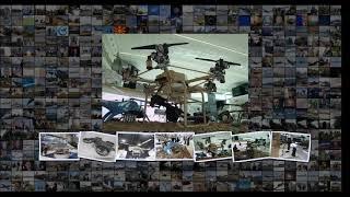 Вооруженные беспилотные летательные аппараты на выставке IDEX-2019
